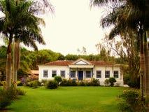 Het oude Huis van het Landbouwbedrijf Royalty-vrije Stock Foto's