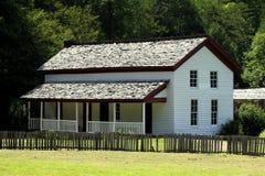 Het oude Huis van het Landbouwbedrijf Royalty-vrije Stock Afbeeldingen