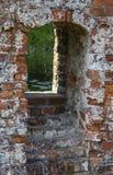 Het oude kasteel Royalty-vrije Stock Fotografie