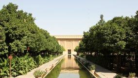 Het oude kasteel van Shiraz, Iran stock afbeelding