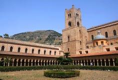 Het oude klooster Stock Fotografie