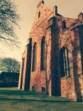 Het oude klooster Royalty-vrije Stock Afbeeldingen