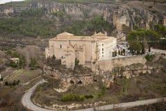 Het oude klooster van Saint Paul Royalty-vrije Stock Afbeeldingen