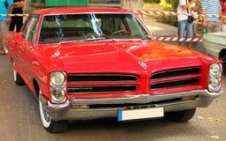 Het oude model van Pontiac Stock Foto