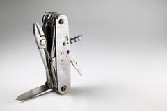 Het Oude Multifunctionele mes stock afbeeldingen