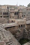 Het oude paleis, India Stock Fotografie