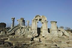 Het oude Paleis van de Zomer, Peking Royalty-vrije Stock Foto's