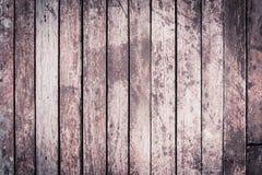 Het oude patroon en de achtergrond van de paneel houten vloer Royalty-vrije Stock Afbeeldingen