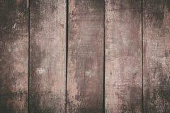 Het oude patroon en de achtergrond van de paneel houten vloer Stock Fotografie