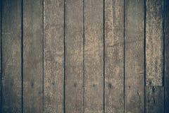 Het oude patroon en de achtergrond van de paneel houten vloer Stock Afbeeldingen