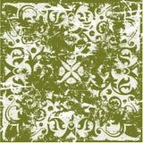 Het oude patroon van Grunge royalty-vrije illustratie