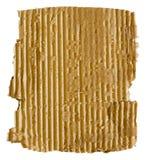 Het oude Schroot van het Karton Royalty-vrije Stock Foto's