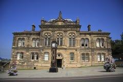 Het Oude Stadhuis van Gateshead Stock Afbeeldingen