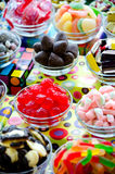 Het oude suikergoed van de tijdstuiver Stock Foto