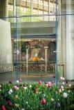 Het oude symbool van Liberty Bell royalty-vrije stock foto's