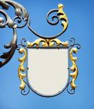 Het oude teken van de Opslag Royalty-vrije Stock Afbeelding