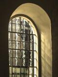 Het oude venster Stock Afbeeldingen
