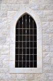 Het oude Venster van de Kerk Royalty-vrije Stock Foto