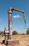 Het oude Vullen van het Water Stock Afbeeldingen