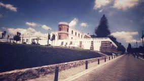Het oude Ziekenhuis stock afbeelding