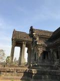 Het overblijfsel van Angkor Stock Afbeeldingen