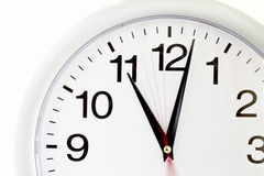 Het overgaan van tijd - 5 seconden Stock Fotografie
