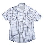 Het overhemd van mensen Stock Fotografie