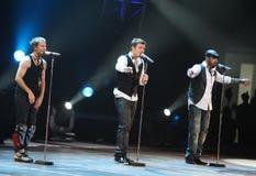Het Overleg van Peking van de Reis van de Wereld van Backstreet Boys Royalty-vrije Stock Fotografie