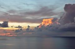 Het overweldigende landschap Stock Afbeelding