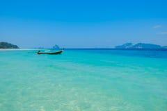 Het overzees in Thailand stock foto