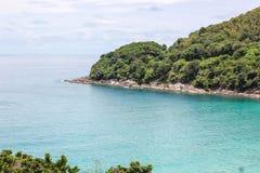 Het Overzees van Andaman Royalty-vrije Stock Afbeeldingen