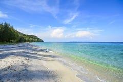 Het Overzees van Andaman Royalty-vrije Stock Afbeelding