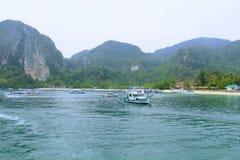 Het Overzees van Andaman Stock Afbeeldingen
