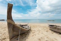 Het overzees van Andaman, Thailand Royalty-vrije Stock Foto