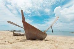Het overzees van Andaman, Thailand Royalty-vrije Stock Afbeelding