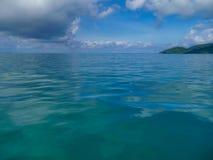 Het overzees van Andaman, Thailand Stock Afbeeldingen