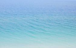 Het overzees van de zomer Stock Afbeelding