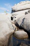 Het overzees van Elba royalty-vrije stock afbeelding