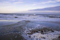 Het overzees van het Eiland Wight Stock Afbeeldingen