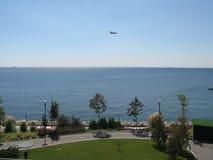 Het overzees van Istanboel Marmara Royalty-vrije Stock Foto