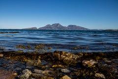 Het overzees van Noorwegen Stock Foto's