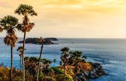 Het overzees van Phuketsceni in Thailand stock foto