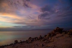 Het Overzees van Salton stock afbeelding