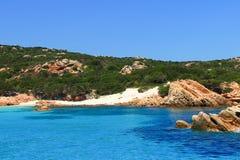 Het overzees van Sardinige Stock Foto