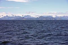 Het Overzees van Seward Stock Foto's