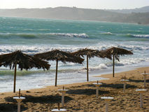 Het Overzees van Sicilië Stock Fotografie