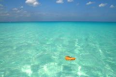 Het overzees van Tropica Royalty-vrije Stock Foto