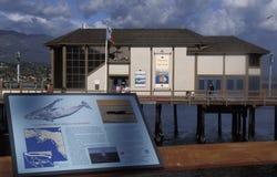 Het Overzeese Centrum, Santa Barbara, Californië royalty-vrije stock afbeelding