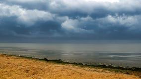 Het overzeese landschap stock videobeelden