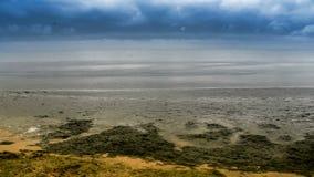 Het overzeese landschap stock footage